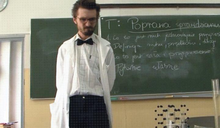 Ryzyk Fizyk (Wielka Przygoda z Filmem)