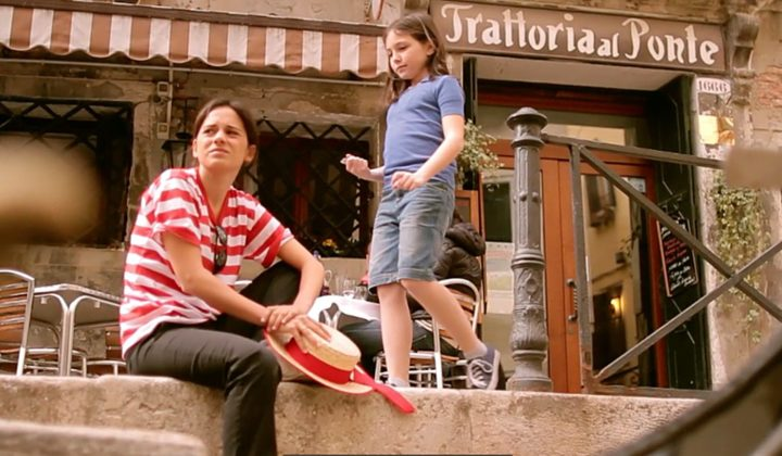 Dziewczyna i gondola / La Ragazza e la Gondola