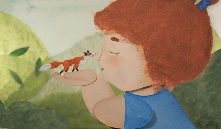 Bardzo mały lis / Le Renard minuscule